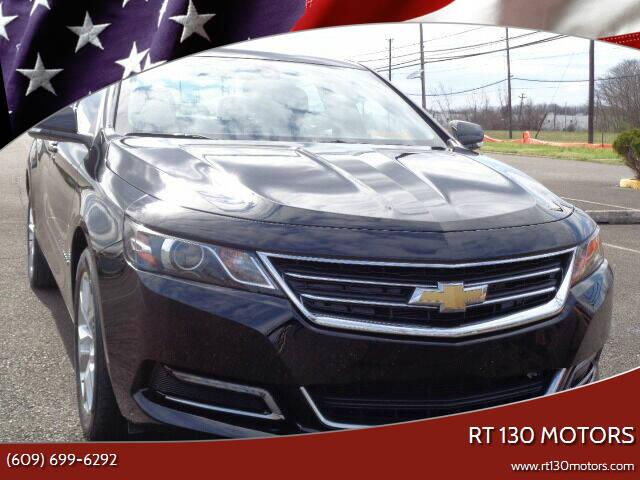 2020 Chevrolet Impala for sale at RT 130 Motors in Burlington NJ