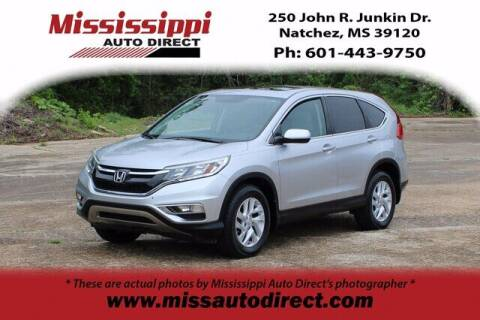 2016 Honda CR-V for sale at Auto Group South - Mississippi Auto Direct in Natchez MS