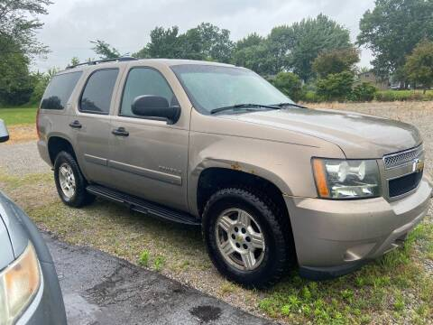 2007 Chevrolet Tahoe for sale at HEDGES USED CARS in Carleton MI