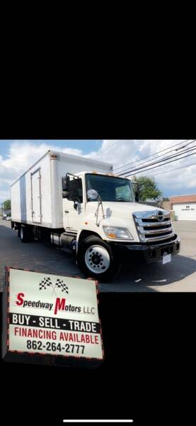 2013 Hino 268A for sale at Speedway Motors in Paterson NJ
