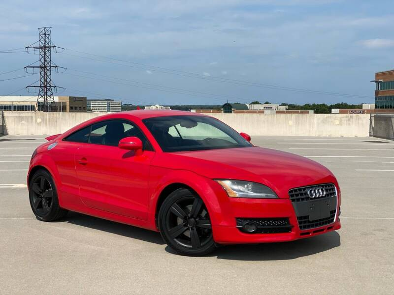 2008 Audi TT for sale at Car Match in Temple Hills MD