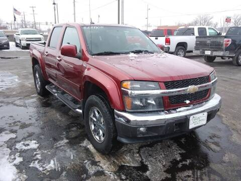 2011 Chevrolet Colorado for sale at Village Auto Outlet in Milan IL