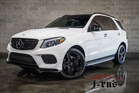 2016 Mercedes-Benz GLE for sale at J-Rus Inc. in Macomb MI