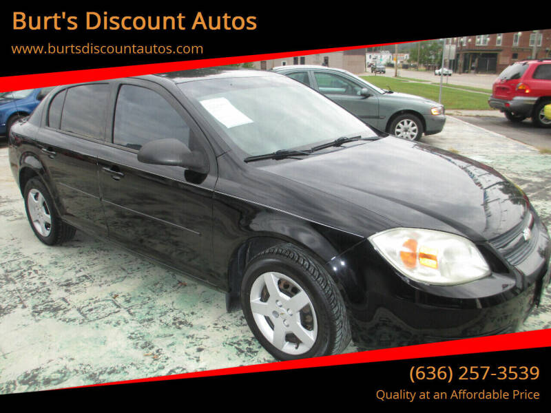 2008 Chevrolet Cobalt for sale at Burt's Discount Autos in Pacific MO