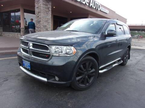 2012 Dodge Durango for sale at Lakeside Auto Brokers Inc. in Colorado Springs CO
