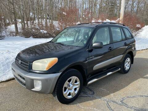 2002 Toyota RAV4 for sale at Padula Auto Sales in Braintree MA