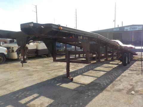 2001 Take 3 2 Car Wedge for sale at FAIRWAY AUTO SALES, INC. in Melrose Park IL