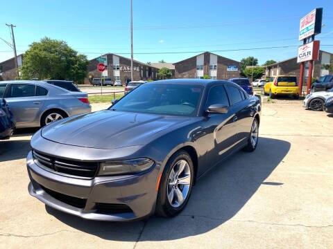2015 Dodge Charger for sale at Car Gallery in Oklahoma City OK