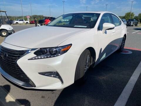 2018 Lexus ES 350 for sale at The Car Guy powered by Landers CDJR in Little Rock AR