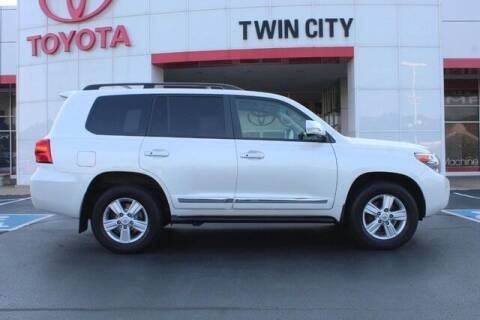 2013 Toyota Land Cruiser for sale at Twin City Toyota in Herculaneum MO