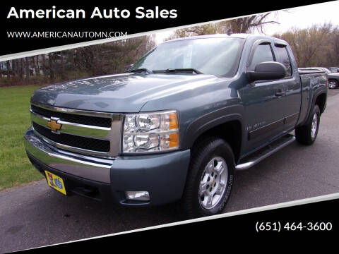 2007 Chevrolet Silverado 1500 for sale at American Auto Sales in Forest Lake MN