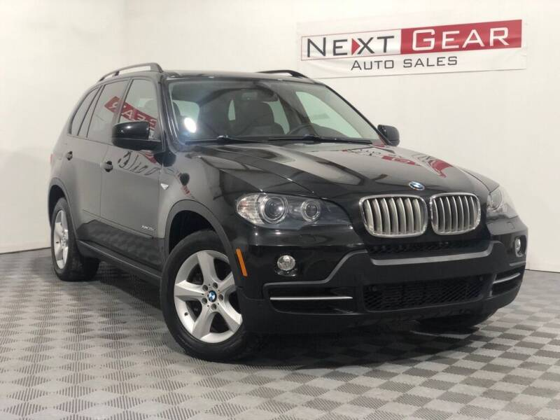 2009 BMW X5 for sale at Next Gear Auto Sales in Westfield IN