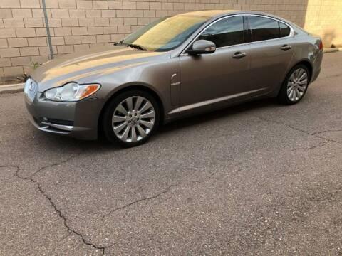 2009 Jaguar XF for sale at Classic Car Deals in Cadillac MI