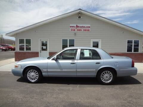 2010 Mercury Grand Marquis for sale at GIBB'S 10 SALES LLC in New York Mills MN