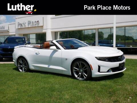 2019 Chevrolet Camaro for sale at Park Place Motor Cars in Rochester MN