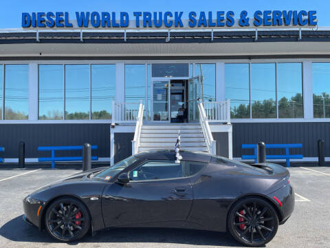 2014 Lotus Evora for sale at Diesel World Truck Sales in Plaistow NH