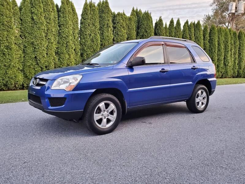 2009 Kia Sportage for sale at Kingdom Autohaus LLC in Landisville PA