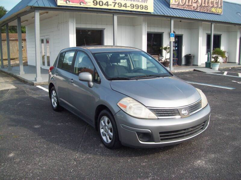 2007 Nissan Versa for sale at LONGSTREET AUTO in St Augustine FL