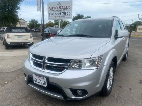 2013 Dodge Journey for sale at A1 Auto Sales in Sacramento CA