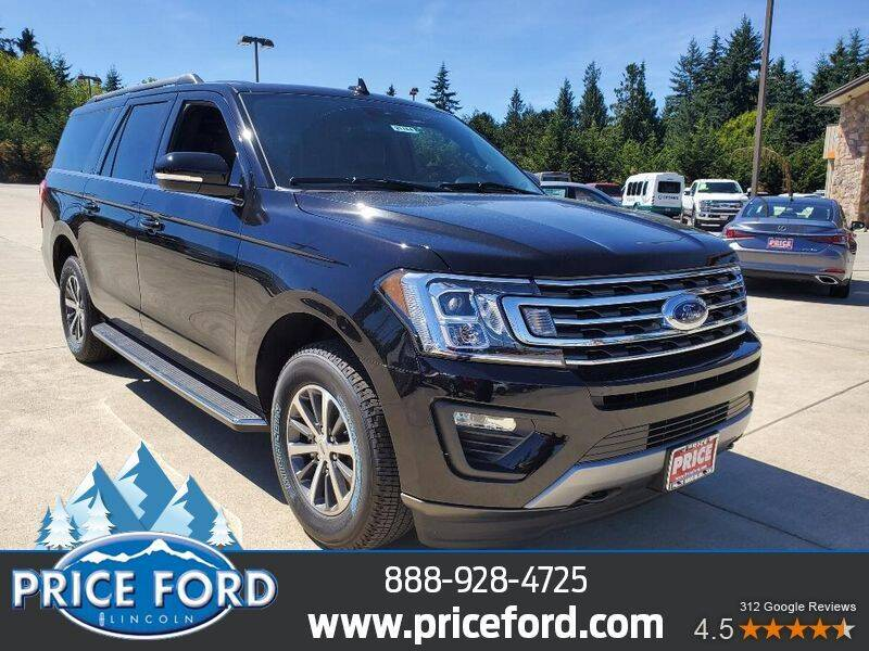 2021 Ford Expedition MAX for sale at Price Ford Lincoln in Port Angeles WA