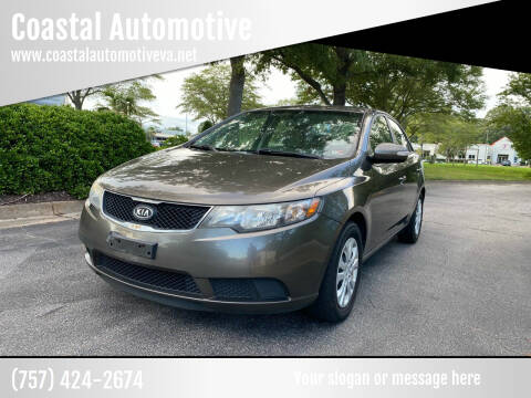 2010 Kia Forte for sale at Coastal Automotive in Virginia Beach VA