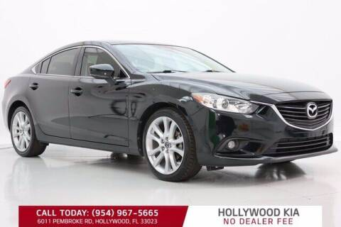 2017 Mazda MAZDA6 for sale at JumboAutoGroup.com in Hollywood FL