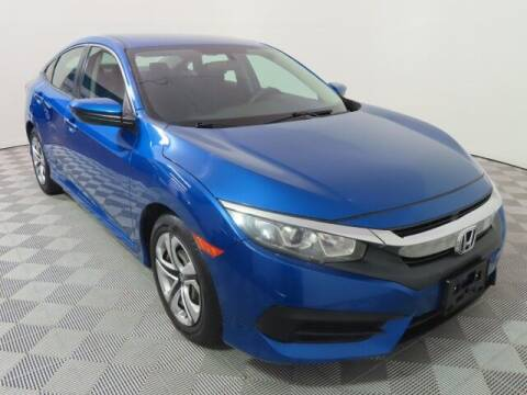 2017 Honda Civic for sale at Curry's Cars Powered by Autohouse - Auto House Scottsdale in Scottsdale AZ