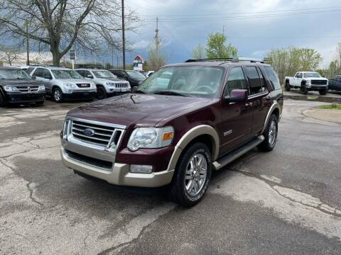 2007 Ford Explorer for sale at Dean's Auto Sales in Flint MI