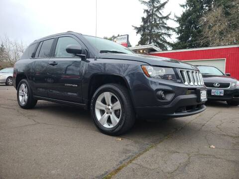 2014 Jeep Compass for sale at Universal Auto Sales in Salem OR