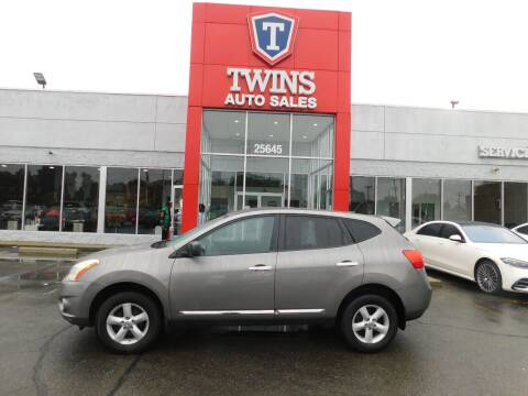 2012 Nissan Rogue for sale at Twins Auto Sales Inc Redford 1 in Redford MI