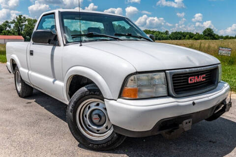 2001 GMC Sonoma for sale at Fruendly Auto Source in Moscow Mills MO