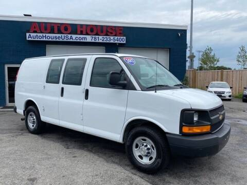2012 Chevrolet Express Cargo for sale at Saugus Auto Mall in Saugus MA