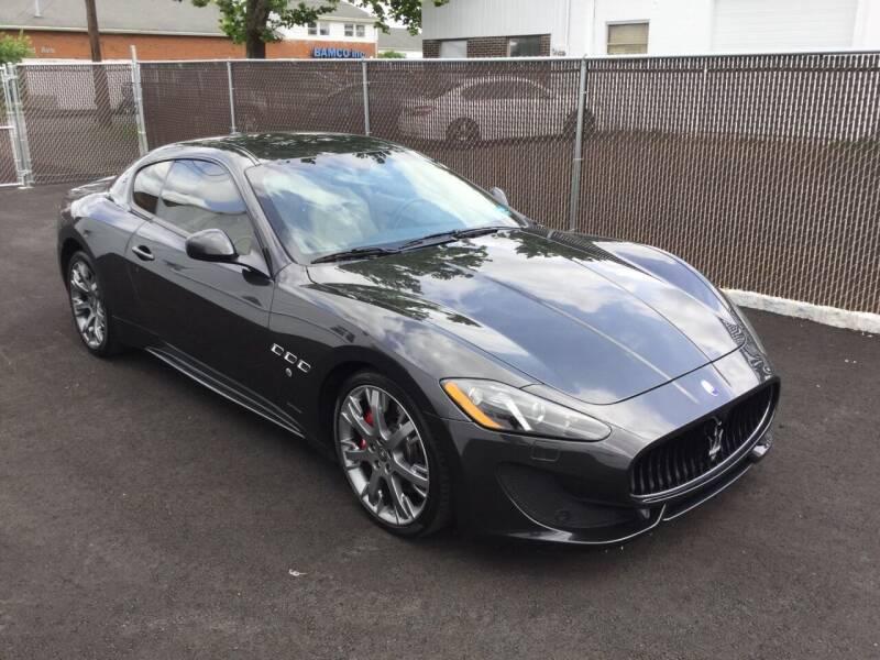 2013 Maserati GranTurismo for sale at International Motor Group LLC in Hasbrouck Heights NJ