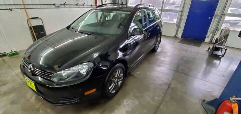 2011 Volkswagen Jetta for sale at City Auto Sales in La Crosse WI
