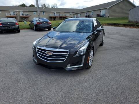 2015 Cadillac CTS for sale at RT Auto Center Missouri in Palmyra MO