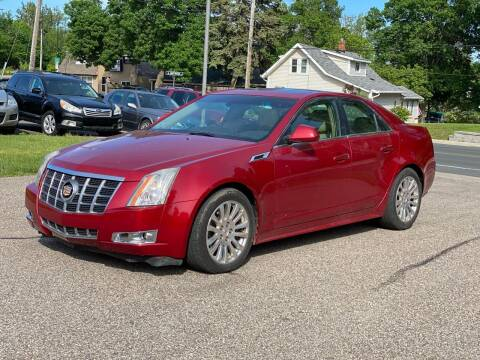 2012 Cadillac CTS for sale at Tonka Auto & Truck in Mound MN