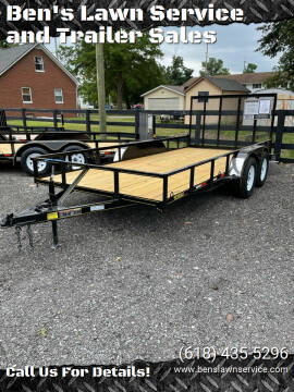 2021 Trailer Express 16'Utility for sale at Ben's Lawn Service and Trailer Sales in Benton IL