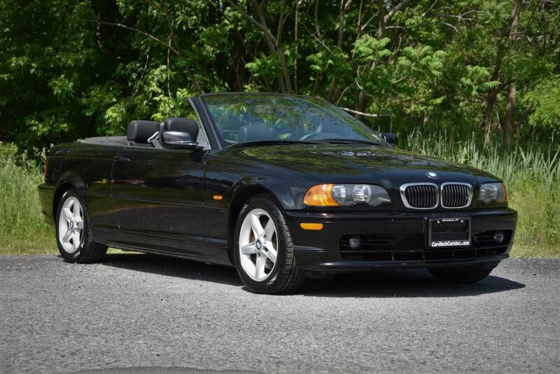 2002 BMW 3 Series for sale at Car Wash Cars Inc in Glenmont NY