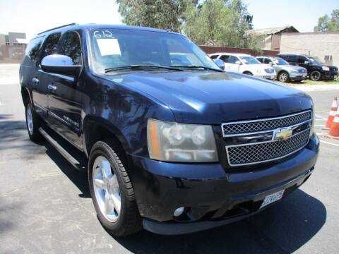 2007 Chevrolet Suburban for sale at F & A Car Sales Inc in Ontario CA