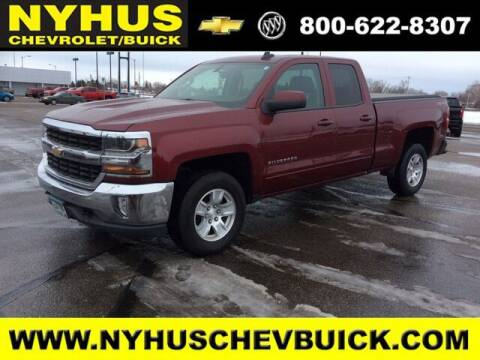 2017 Chevrolet Silverado 1500 for sale at Nyhus Chevrolet Buick in Staples MN