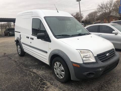 2011 Ford Transit Connect for sale at Kansas Auto Sales in Wichita KS