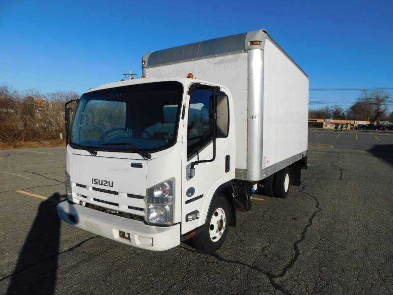 2013 Isuzu NPR-HD for sale at Autowright Motor Co. in West Boylston MA