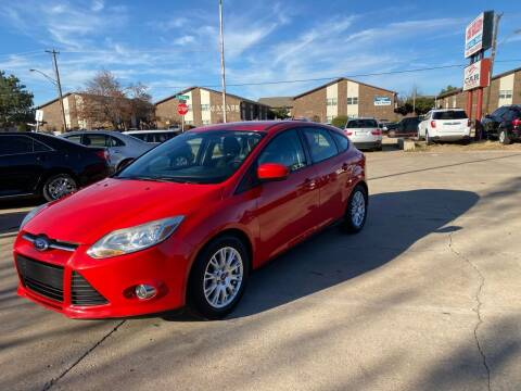 2012 Ford Focus for sale at Car Gallery in Oklahoma City OK