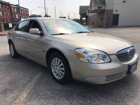 2008 Buick Lucerne for sale at 5 Stars Auto Service and Sales in Chicago IL
