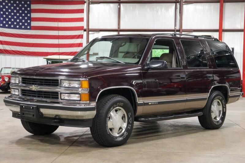 1996 Chevrolet Tahoe for sale in Grand Rapids, MI