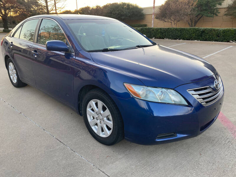 2009 Toyota Camry Hybrid for sale at Ted's Auto Corporation in Richardson TX
