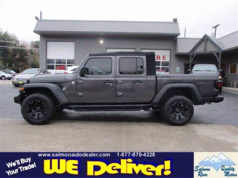 2020 Jeep Gladiator for sale at QUALITY MOTORS in Salmon ID