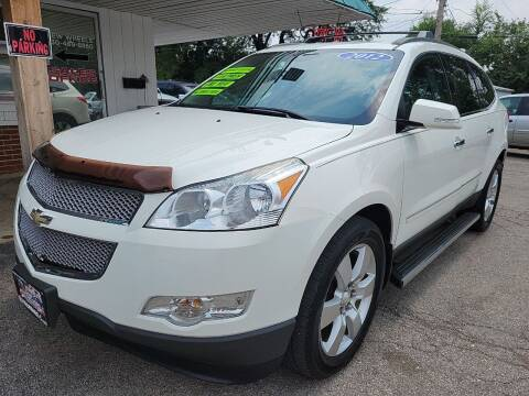 2012 Chevrolet Traverse for sale at New Wheels in Glendale Heights IL