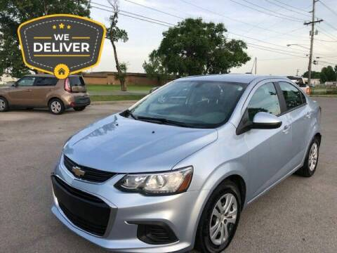 2017 Chevrolet Sonic for sale at International Cars Co in Murfreesboro TN