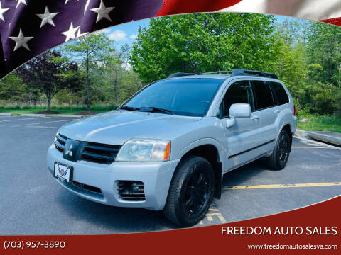 2005 Mitsubishi Endeavor for sale at Freedom Auto Sales in Chantilly VA
